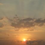 мире небо