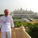 Михаил Бородачев, Индия, Золотой город