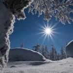 зимний переход